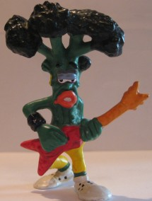 You used to be so amused, At Broccoli Man and the carrot for a guitar he used ...