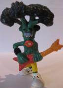 I've been a Puppet, a Pauper, a Pirate, a Poet, a Broccoli Man ...